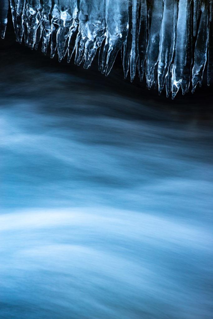 Eis am Brühlbach